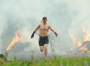 TOTAL WARRIOR 2014