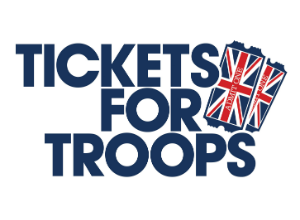 Tickets For Troops are hiring!