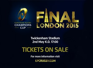 EUROPEAN CHAMPIONS CUP FINAL