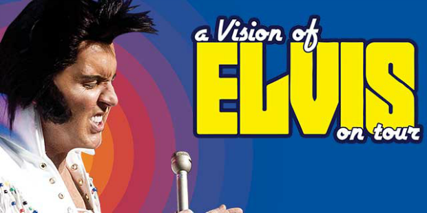 Ex-Serviceman Rob Kingsley donates tickets to his upcoming gig A Vision of Elvis at the Watford Colosseum