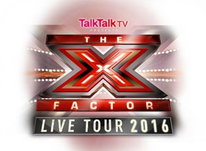 THE X FACTOR LIVE TOUR SUPPORT THE ARMED FORCES FOR THE FIFTH YEAR