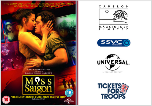 Miss Saigon screenigng