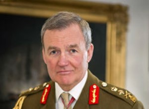 New Director - General Lord Houghton