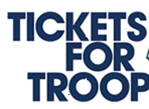 TICKETS FOR TROOPS IS CELEBRATING 10 YEARS AND 1.5 MILLION TICKETS! (1)